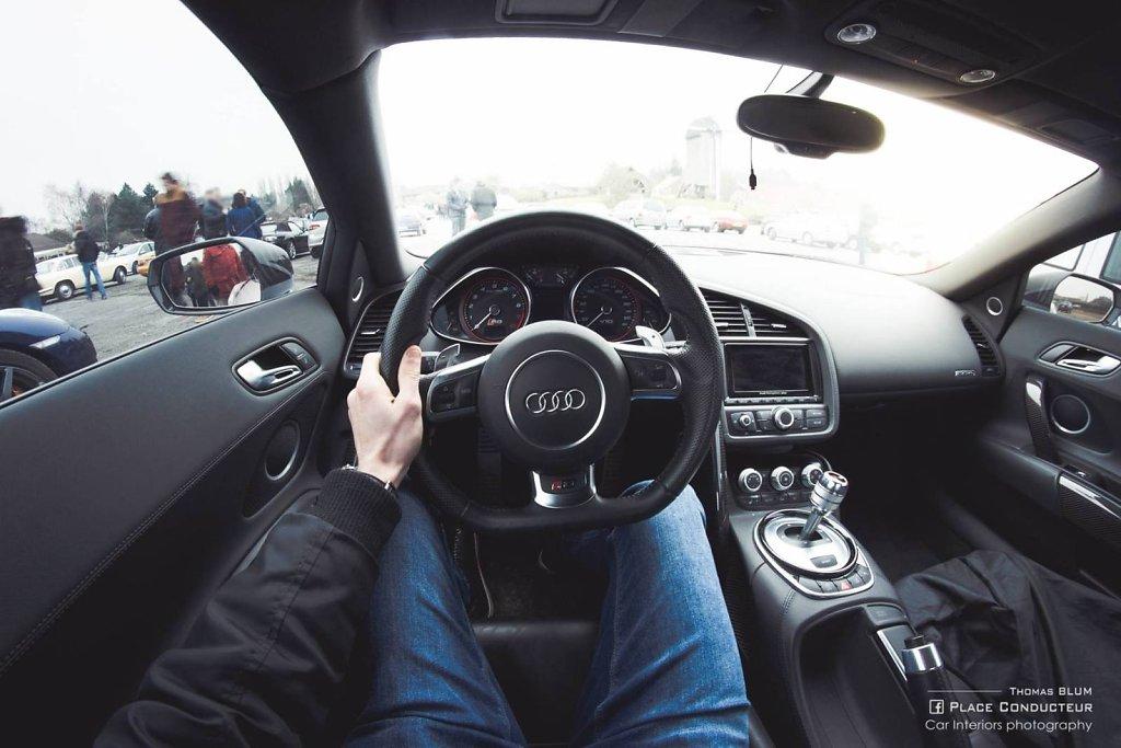 Audi R8 first gen