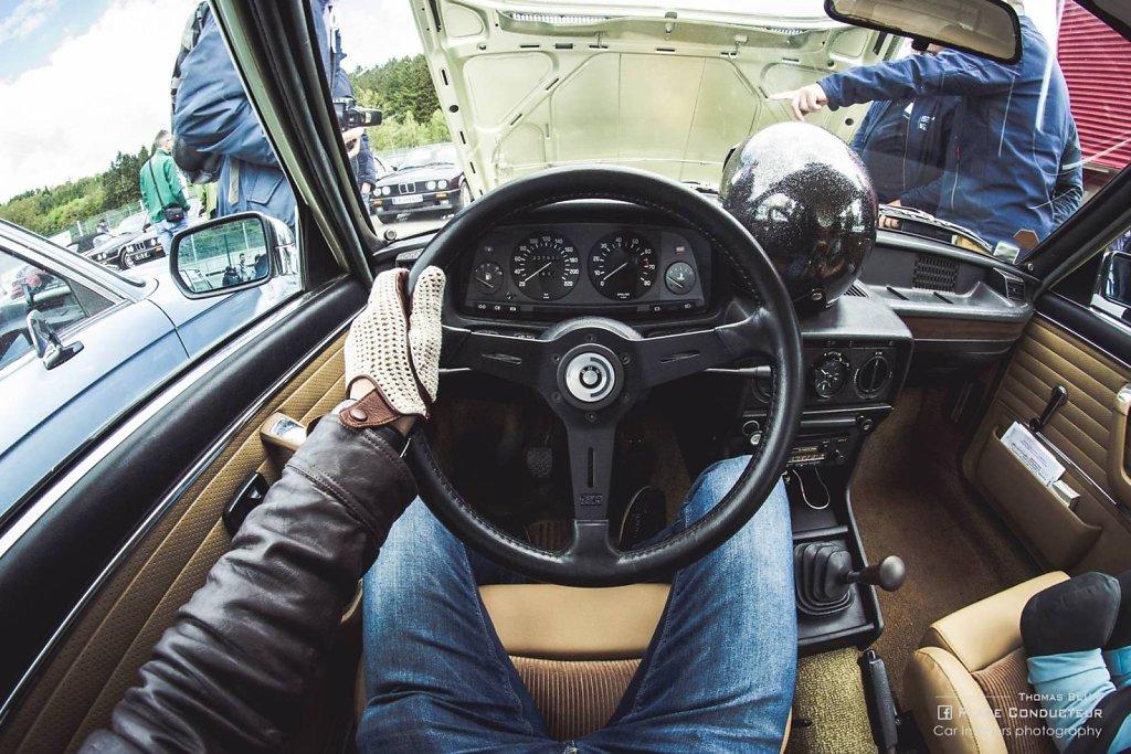 BMW E12 525
