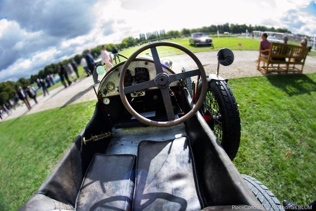 """Bugatti Type 13 """"Brescia Course"""" de 1922"""