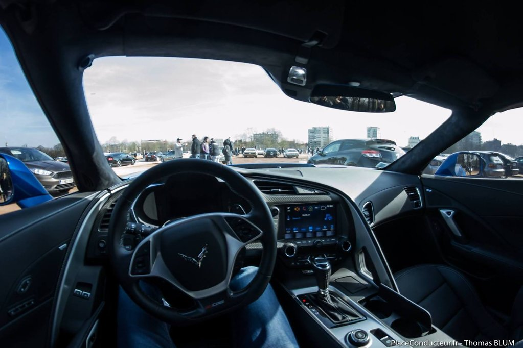 2015 Chevrolet Corvette C7 Z06 Cab