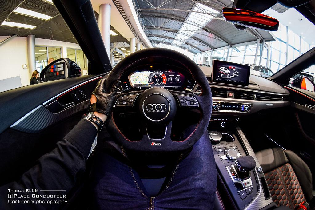 Audi RS4 (2018)