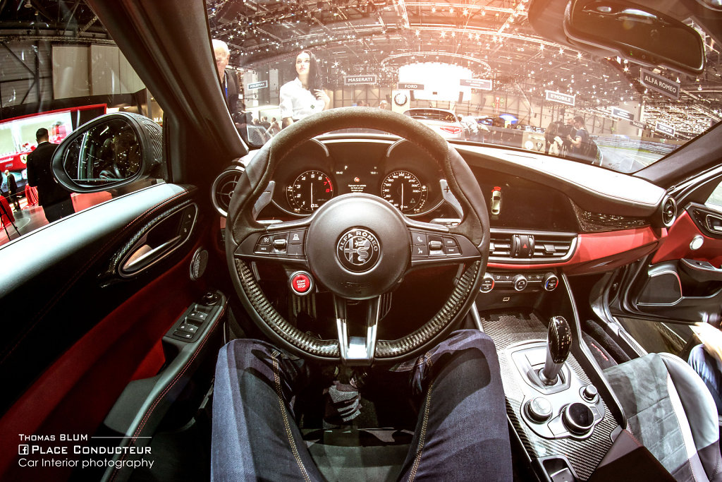 "Alfa Romeo Giulia QV ""Nring Edition"""