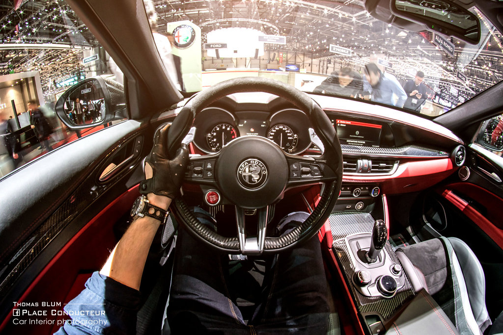 "Alfa Romeo Stelvio QV ""Nring Edition"""