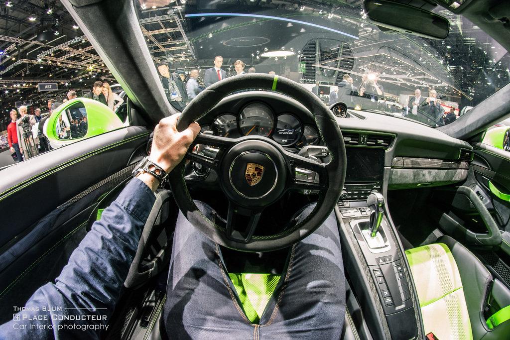 Porsche GT3 RS (2018)